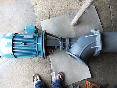 产品展示-塑料轴流水泵